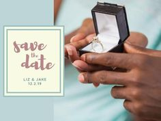 Framed text, an image of a ring and light colors. Create your own modern wedding thank you card. Mr And Mrs Smith, Wedding Thank You Cards, Special Day, Save The Date, Light Colors, Create Your Own, Wedding Invitations, Dating, Frame