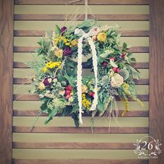 fotogalerie – Květinový Ateliér 26 Ladder Decor, Wreaths, Home Decor, Atelier, Decoration Home, Door Wreaths, Room Decor, Deco Mesh Wreaths, Home Interior Design