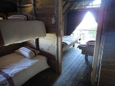 Mtentu's Dorms Dorm Rooms, Outdoor Furniture, Outdoor Decor, Cabins, Bed, Home Decor, Yurts, Decoration Home, Stream Bed