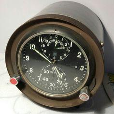 Vintage Uhr mit russischer Schrift, Rarität | Gefunden auf gebraucht.de