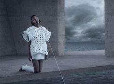 IIMUAHII Couture Lookbook 2015 byElena SlivnyakHair: Jaymz Marez.Makeup: Janice Daoud.Model: Jennifer Roberts.3D design: Rémy Trappier.