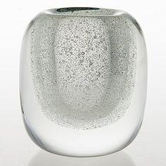 "Lasiveistos, ""Claritas"" signeerattu Timo Sarpaneva, Iittala 1984 C - Bukowskis Modern Glass, Bukowski, Objects, Deco, Vases, Vintage, Design, Accessories, Art"