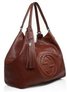 Brown Hobos - Gucci Soho Designer Bag Gucci Hobo Bag 55f14aa5ec564