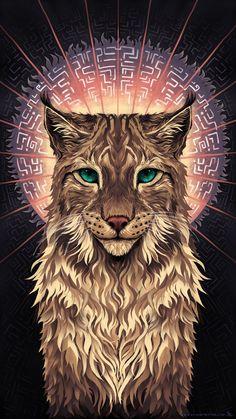 Lucid Lynx by SylviaRitter.deviantart.com on @DeviantArt