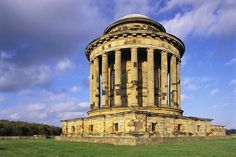 Nicholas Hawksmoor, Mausoleum, Castle Howard, 1729-40