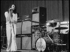 Deep Purple - Black Night (Live In Hamburg Purple Line, Deep Purple, Purple And Black, British Rock, Night Live, Van Halen, Black Sabbath, Music Publishing, Rock Music