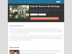 ① Genealogy:discovering Your Heritage - http://www.vnulab.be/lab-review/%e2%91%a0-genealogydiscovering-your-heritage