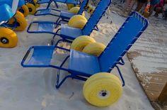 Playa del Carmen Innovative Handicap Beach Access