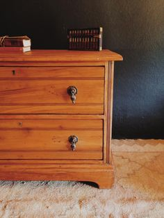 Antique Oregon Pine Chest of Drawers. R1800. Contact us for purchasing info: erin@freerangeboy.co.za // dave@freerangeboy.co.za #design #furniture #homedecor #interiordesign #interiordecor #freerangeboy #interior #upcycled #upcycling #homeware #accessories #southafrica #vintage #antique #timber #reclaimed #rustic #handmade #artisan #craft Pine Chests, Interior Decorating, Interior Design, Dresser As Nightstand, Wooden Furniture, Chest Of Drawers, Oregon, Artisan, Rustic