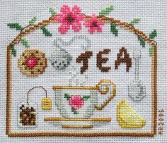 Gallery.ru / Её же чаек - Кофеек, чаек, десертики/freebies - Jozephina
