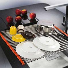 Extra Large Roll-Up Dish Drying Rack, Multipurpose Over t... https://www.amazon.com/dp/B01G6UFZRK/ref=cm_sw_r_pi_dp_x_THi7ybBPBPT1R