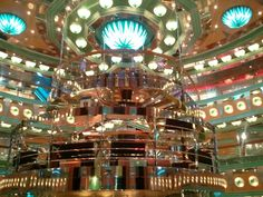 Carnival Magic cruise ship. I'll be here in December '13