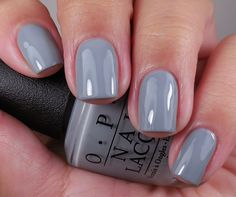 OPI Cement the Deal.
