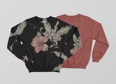 While it's got too chilly for T-shirts, we never feel blue and come back with warm and soft sweatshirt mockups. Perfectly crafted, they bring heat t...