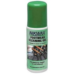 #3: Nikwax Footwear Cleaning Gel 125ml (4.2 fl oz)