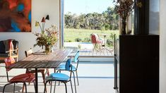The Design Files' top ten most popular architectural home stories of Australian Architecture, Australian Homes, Contemporary Architecture, Bungalow Kitchen, Minimal Living, Concrete Houses, Architecture Awards, Timber House, The Design Files