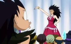 Fairy Tail Moment