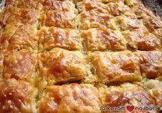 Posna pita sa prazilukom,pirinčem i pečurkama :http://jakuvam.com/recept/posna-pita-sa-prazilukompirincem-i-pecurkama/