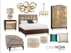 La elegancia que solo Casa Nova Interiors le puede brindar...!