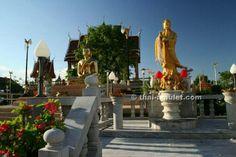 Avalokitesvara at Wat Suthat Bangkok