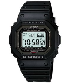 Japanese Import GW-5000-1JF G-Shock 5000-Series Watches