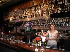 Aero Club Bar - Bars & Clubs - Find a thousand whiskey bottles filled with flavorful drinks served in a professional and artistic way at Aero Club Bar