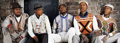 African patterns that looks like Andean ones [by Laduma Ngxokolo]