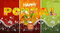 Happy Thai Pongal Wallpapers Free Download