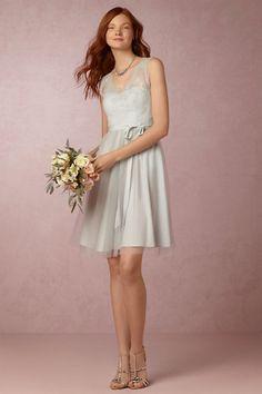 BHLDN Lina Dress in  Bridesmaids View All Dresses at BHLDN