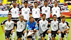 EQUIPOS DE FÚTBOL: SELECCIÓN DE ALEMANIA en la Eurocopa 2004