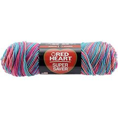Coats Yarn Red Heart Super Saver Yarn Lagoon *** Check this awesome product by going to the link at the image.Note:It is affiliate link to Amazon.