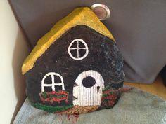 Rock house...very cute!