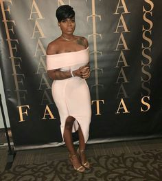 Fashion Peek... Fantasia, Hit or Miss? Be An Icon! Fantasia Barrino:   #TheDefinitionOfTour""