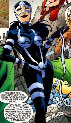 Leader of Darkseid's Female Furies.