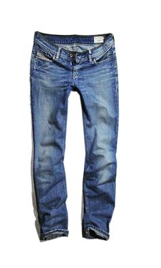 ladies jeans Diesel model Bebel super wash jeans 31/32 #Diesel #BoyfriendRelaxed
