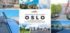 Oslo is a Scandinavi