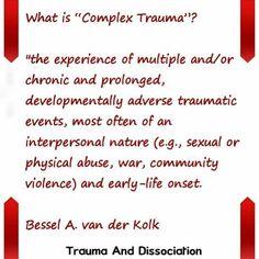 Trauma And Dissociation blog : Photo