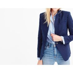 J Crew Regent Schoolboy Blazer Perfect condition. Worn once. Fits true to size. Perfect for summer office. J. Crew Jackets & Coats Blazers