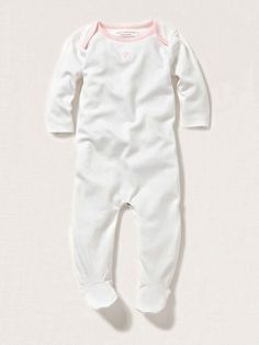 Bee Luxe Footie Coverall by Burt's Bees Baby at Gilt
