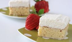 rum chata tres leches cake - greens & chocolate