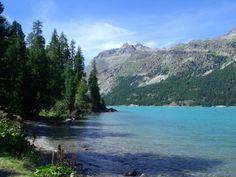 Sils Maria, Switzerland - by 'Me'