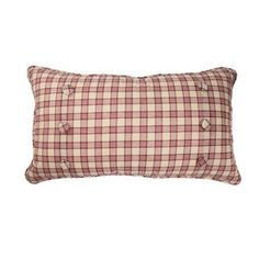 The Norfolk Rose Floral Quilt Set from Waverly(R) includes a quilt, gingham plaid bedskirt, and sham(s). The cotton quilt features a large-scale floral pattern. Red Throw Pillows, Decorative Throw Pillows, Accent Pillows, Waverly Bedding, Cheap Bed Sheets, Tea Stains, Quilted Pillow, Pillow Forms, Cushion Pads