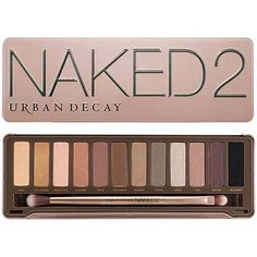 Extra, extra! Read all about it! Urban Decay Naked 2 Palette now available in Australia