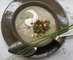 Rezept: Kastanien-Kartoffel-Suppe