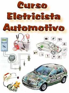 Curso Eletricista de Automóveis - passo a passo #mpsnet  #conhecimento  Aprenda fazer reparos e manutenção de sistemas elétricos e eletrônicos em carros nacionais e importados. Veja em detalhes neste site http://www.mpsnet.net/loja/index.asp?loja=1&link=VerProduto&Produto=627