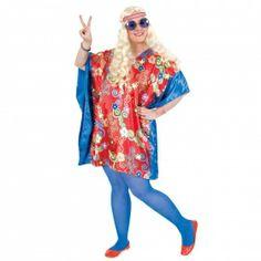 Faschingskostüm Hippie Sue