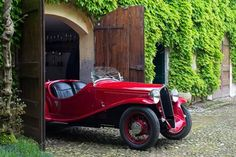 1935 FIAT Balilla 508 S Coppa D'Oro Nobby, Fiat, 4x4, Antique Cars, Engine, Workshop, Garage, Trucks, Classic