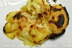 le tenere dolcezze di resy: Gratin de pommes de terre au fromage - lo sformato...