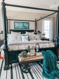 Dream Rooms, Dream Bedroom, Home Bedroom, Bedroom Decor, Bedroom Ideas, Master Bedroom Design, Master Suite, My New Room, Beautiful Bedrooms