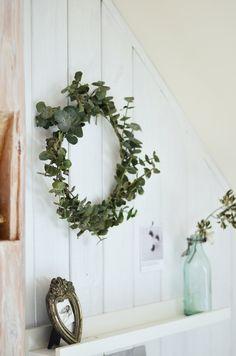 DIY - Věnce vánoční, eukalyptové | Jane at home